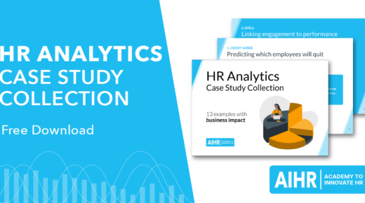HR Analytics Case Study Collection Cover Image